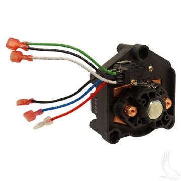 Club Car, F&R switch assembly with 3 microswitches